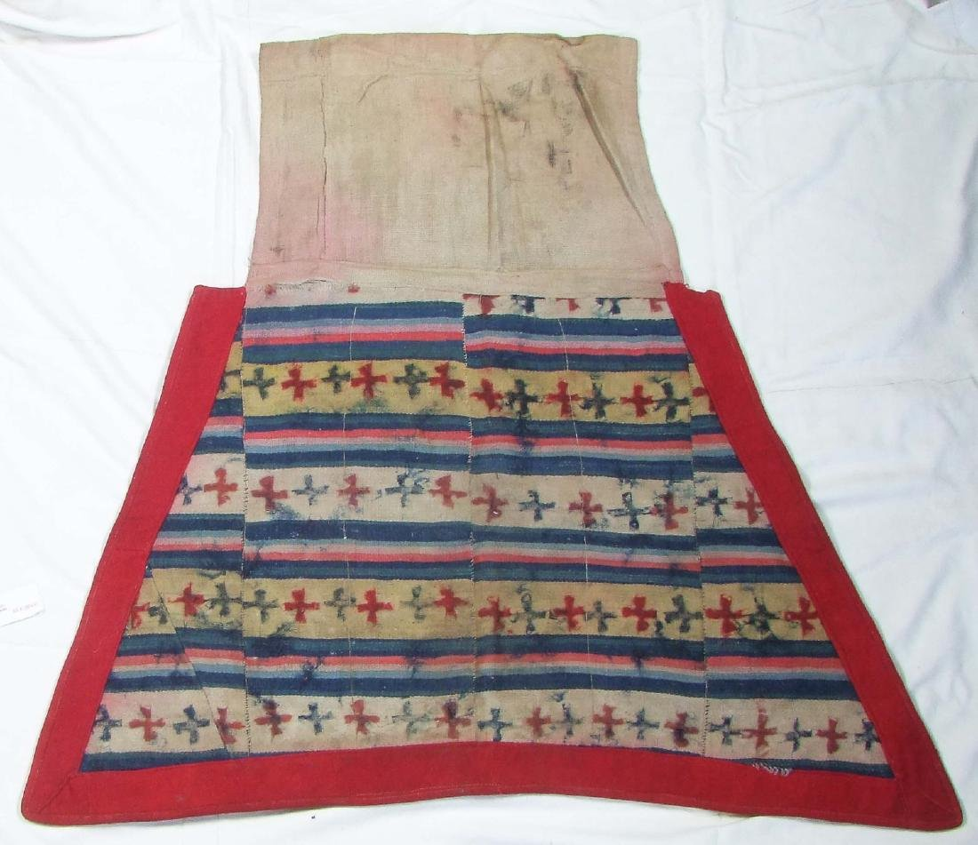 Saddle Blanket, Central Tibet, Early 20th C.