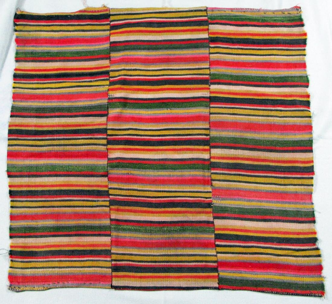 Apron, Tibet, 19th or early 20th C.
