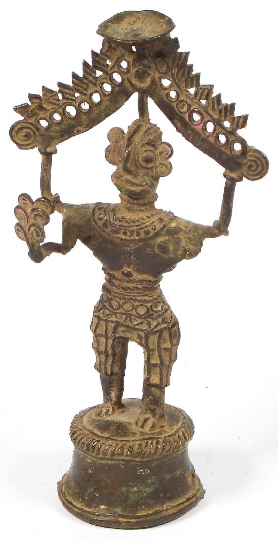 Bronze from Bastar, India, Late 19th c.