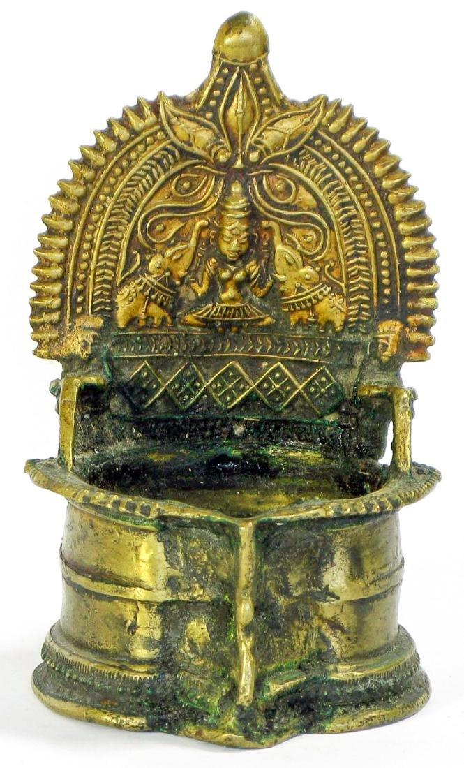 Oil Lamp, India, 18th/19th C.