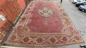The Michaelian Meshed Carpet, Persia: 32' x 46'