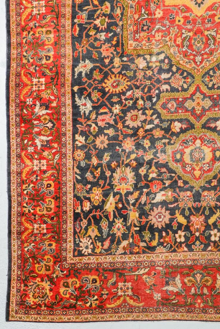 Antique Sultanabad Rug, Persia: 10'6'' x 17'6'' - 2