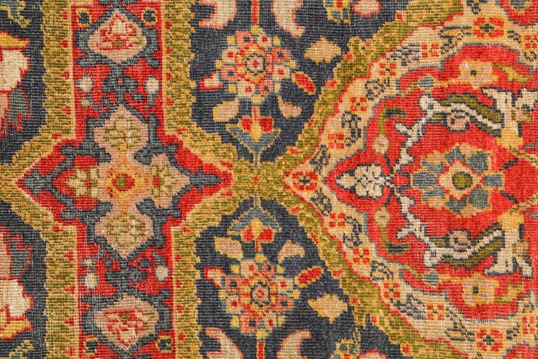 Antique Sultanabad Rug, Persia: 10'6'' x 17'6'' - 3