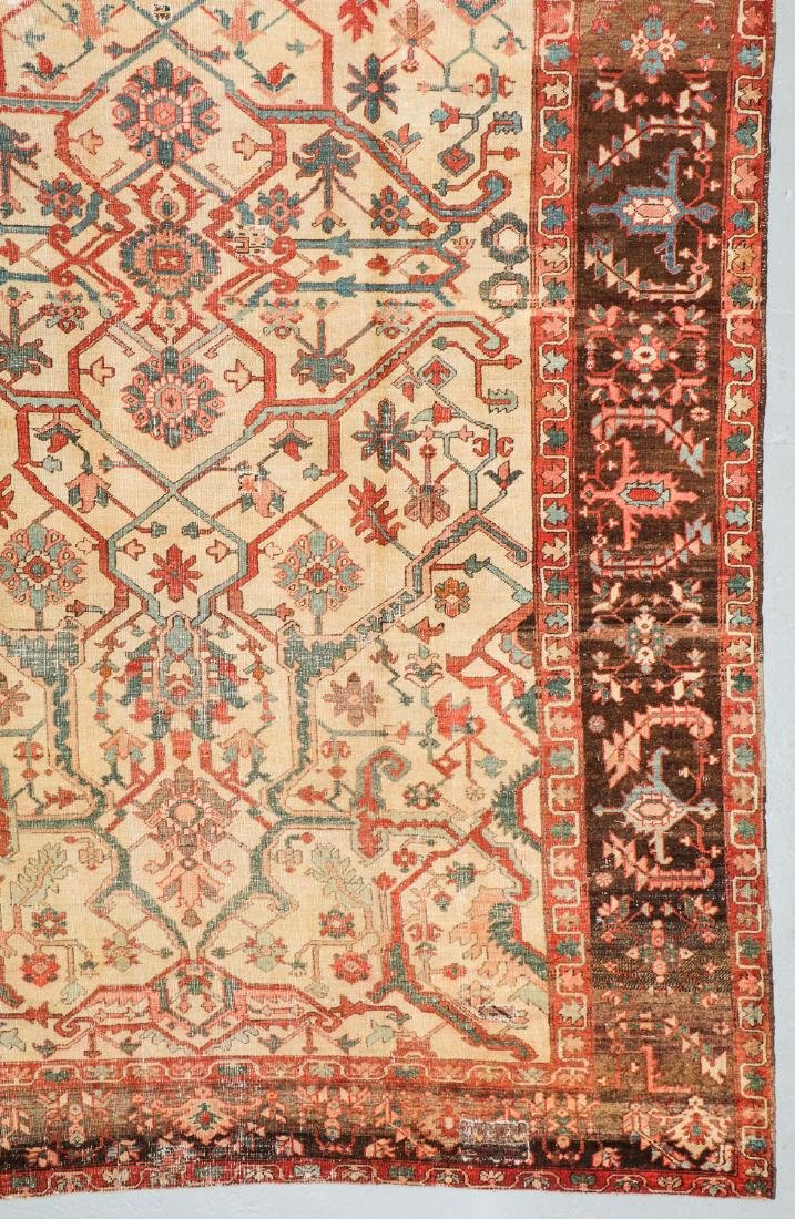 Antique Serapi Rug, Persia: 9' x 14'11'' - 2