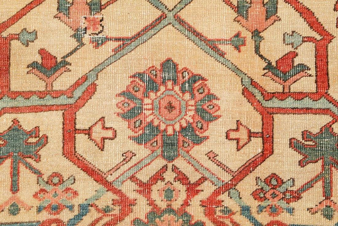 Antique Serapi Rug, Persia: 9' x 14'11'' - 3
