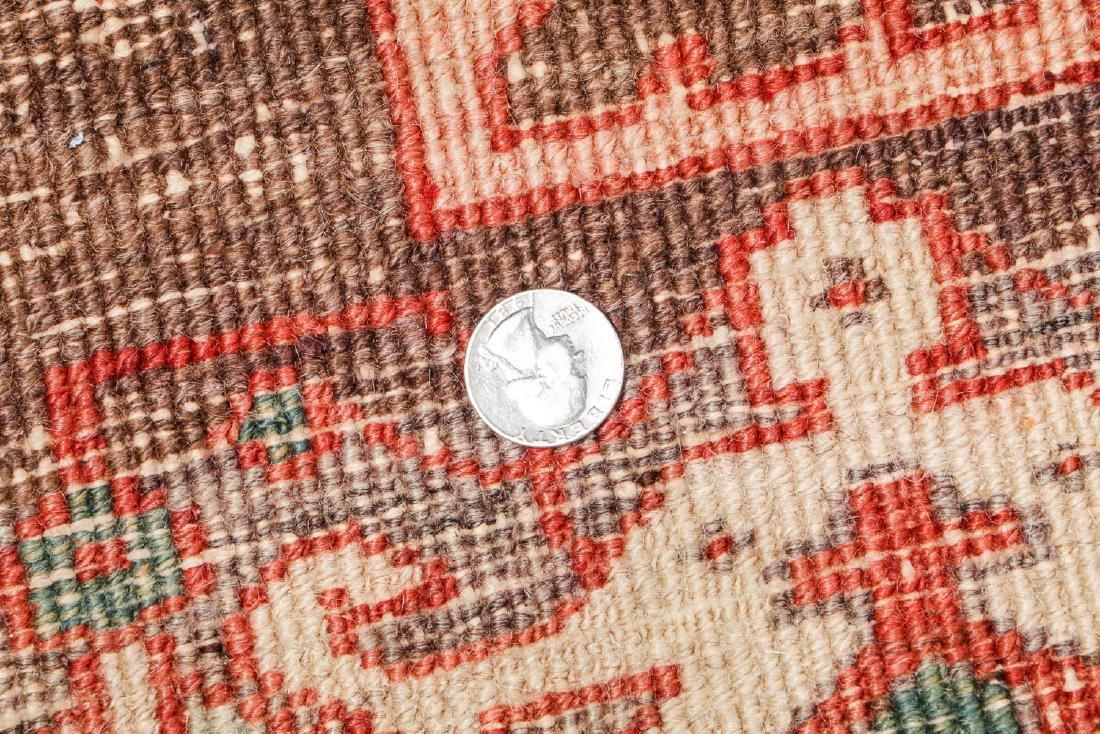 Antique Serapi Rug, Persia: 9' x 14'11'' - 5