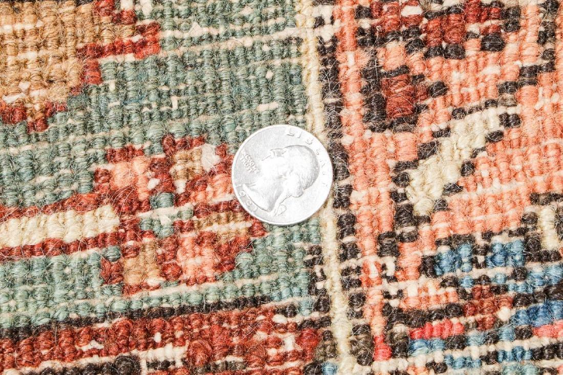 Antique Heriz Rug, Persia: 9'4'' x 12'6'' - 5