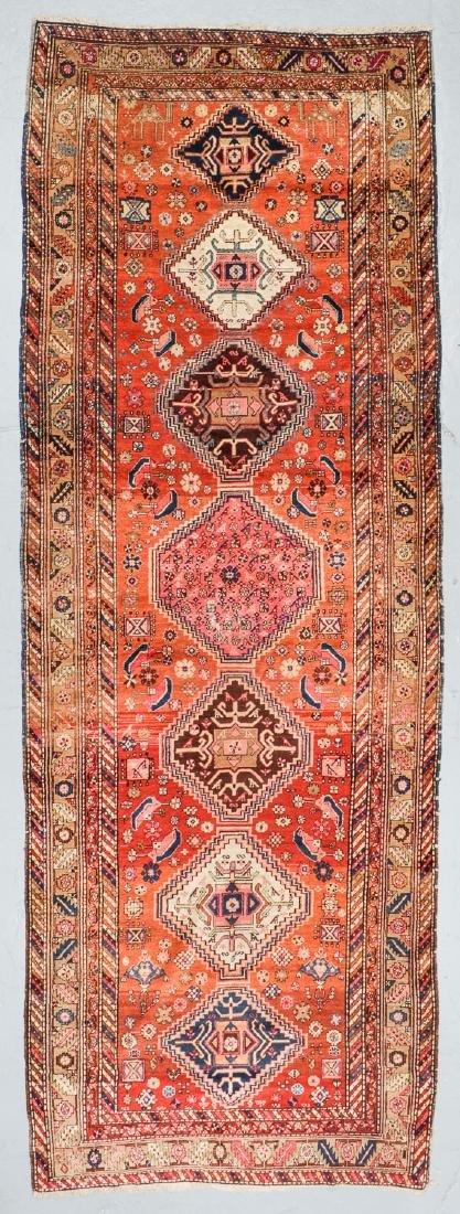Antique Northwest Persian Rug: 4'8'' x 13'3''
