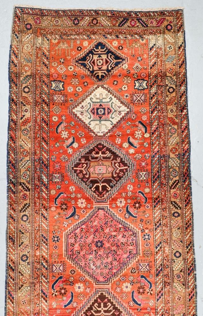 Antique Northwest Persian Rug: 4'8'' x 13'3'' - 2