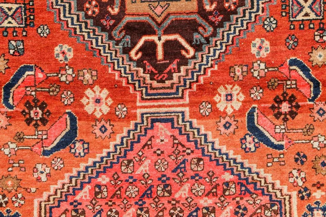 Antique Northwest Persian Rug: 4'8'' x 13'3'' - 3