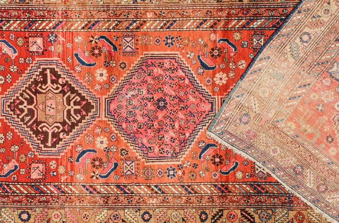 Antique Northwest Persian Rug: 4'8'' x 13'3'' - 4