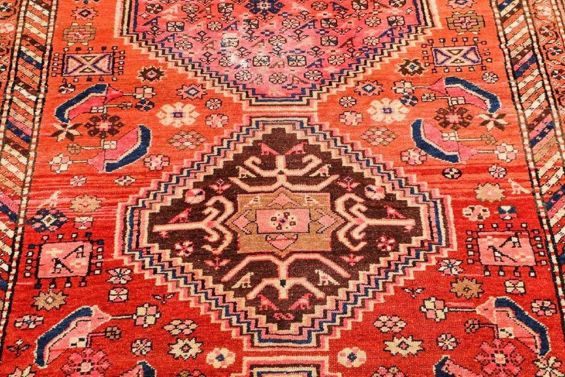 Antique Northwest Persian Rug: 4'8'' x 13'3'' - 6