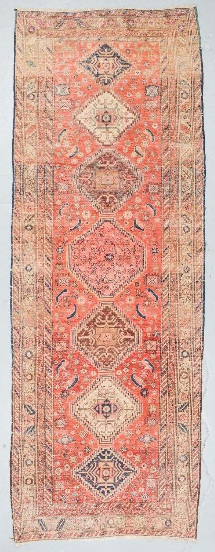 Antique Northwest Persian Rug: 4'8'' x 13'3'' - 7