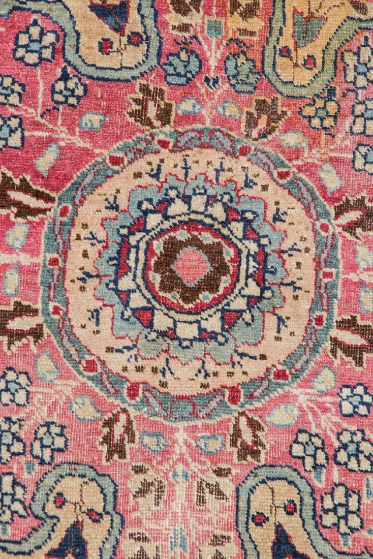 Antique Meshed Rug, Persia: 10'6'' x 15'2'' - 4