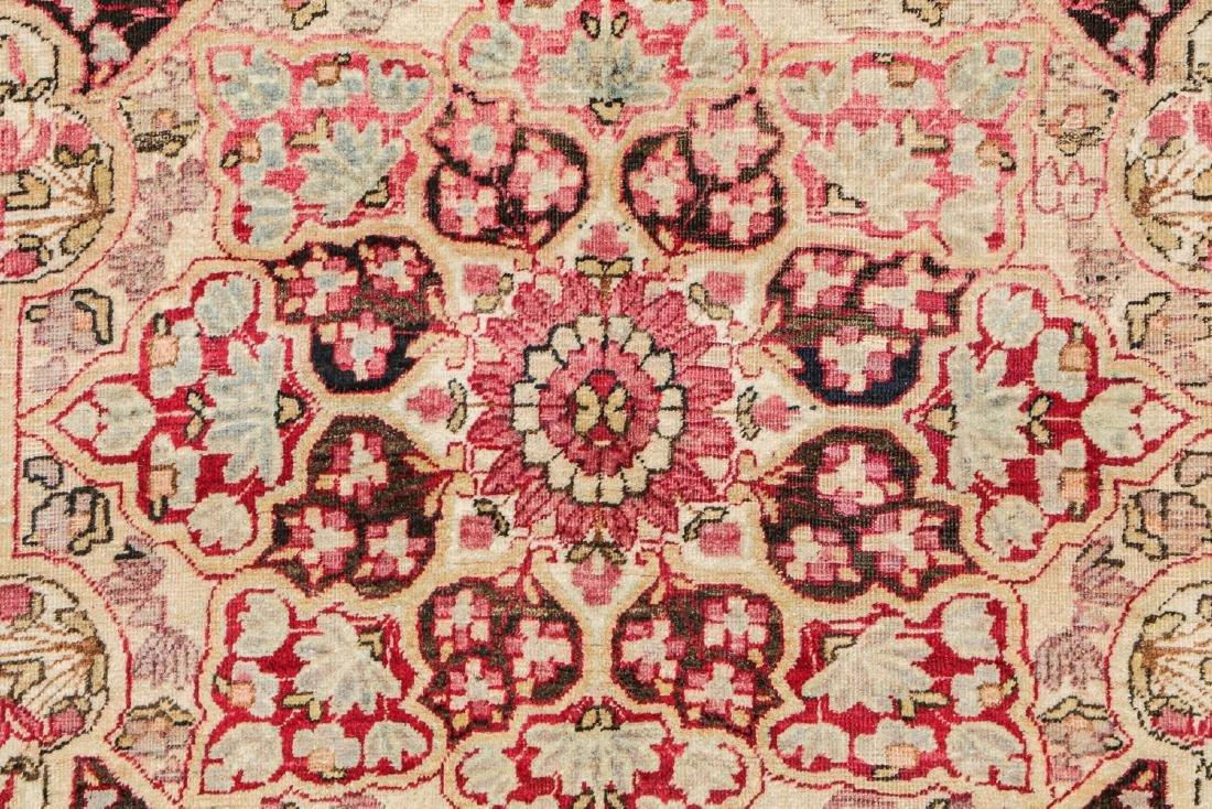 """Antique Lavar Kerman Rug, Persia: 9'8'' x 12'6"""" - 3"""