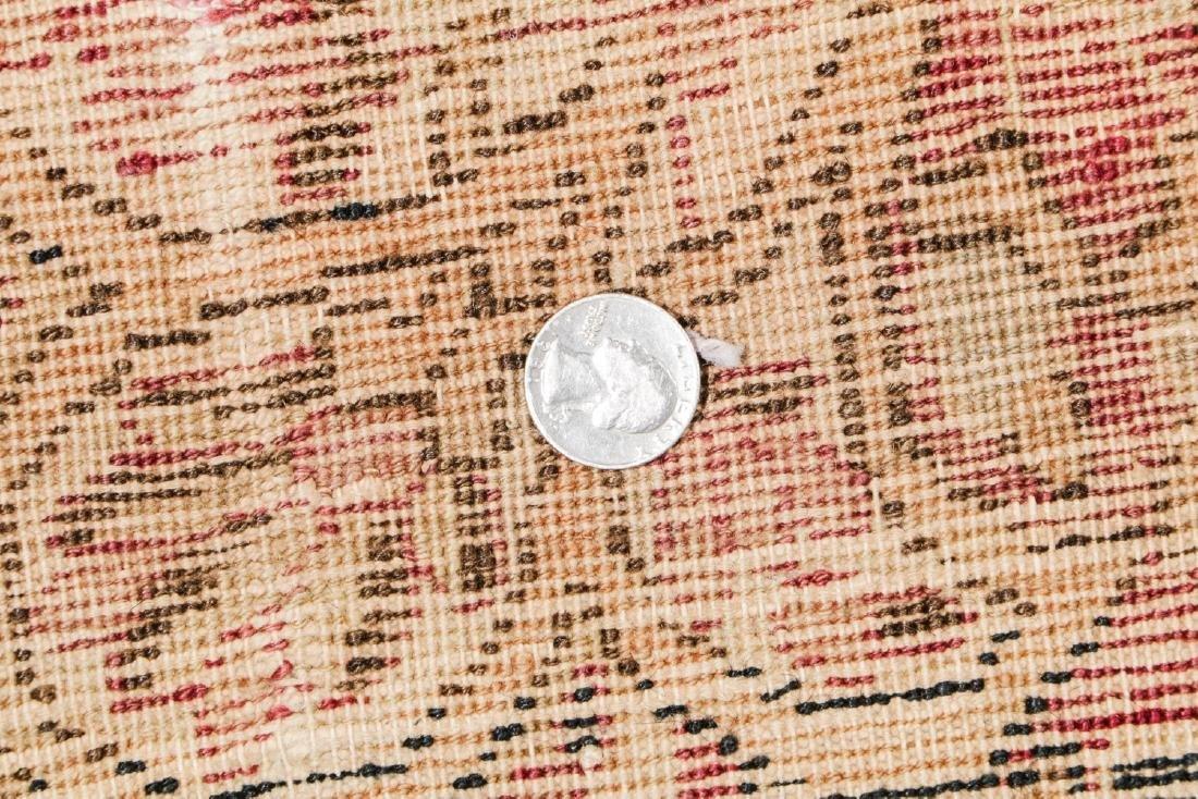 """Antique Lavar Kerman Rug, Persia: 9'8'' x 12'6"""" - 5"""