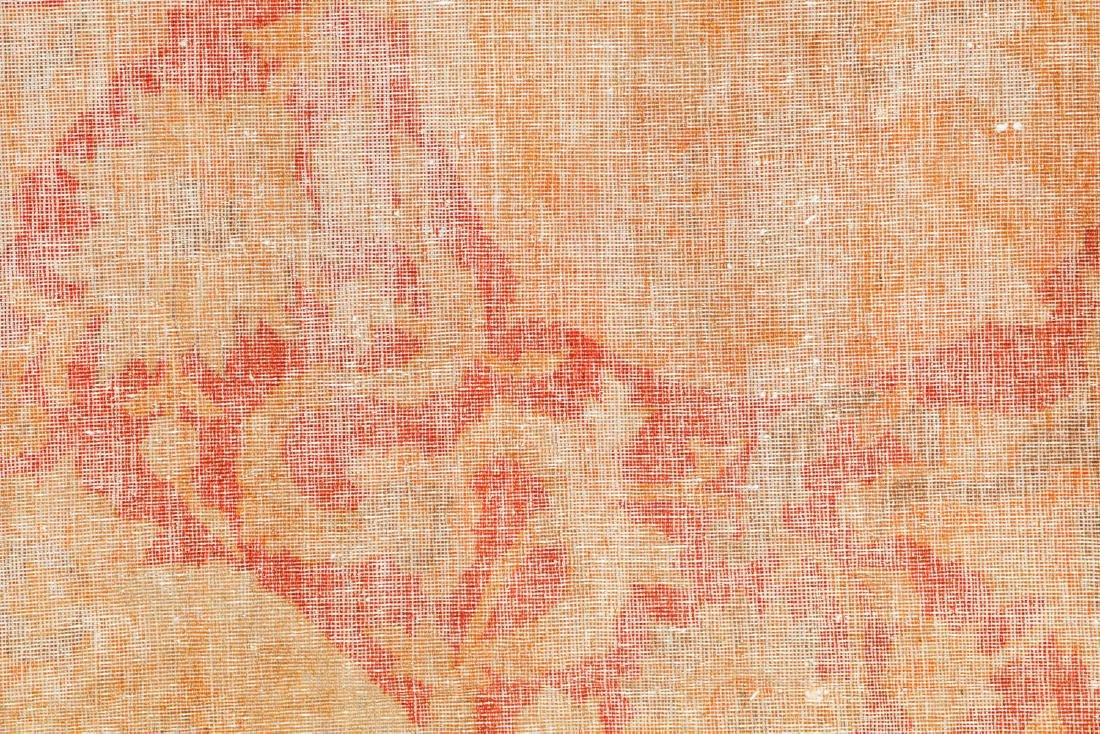 19th C. Amritsar Rug, India: 12'5'' x 14'9'' - 3