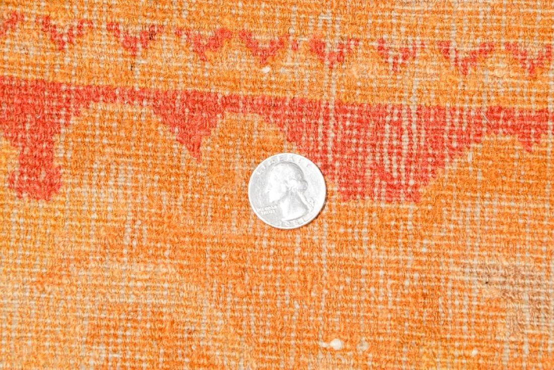 19th C. Amritsar Rug, India: 12'5'' x 14'9'' - 6