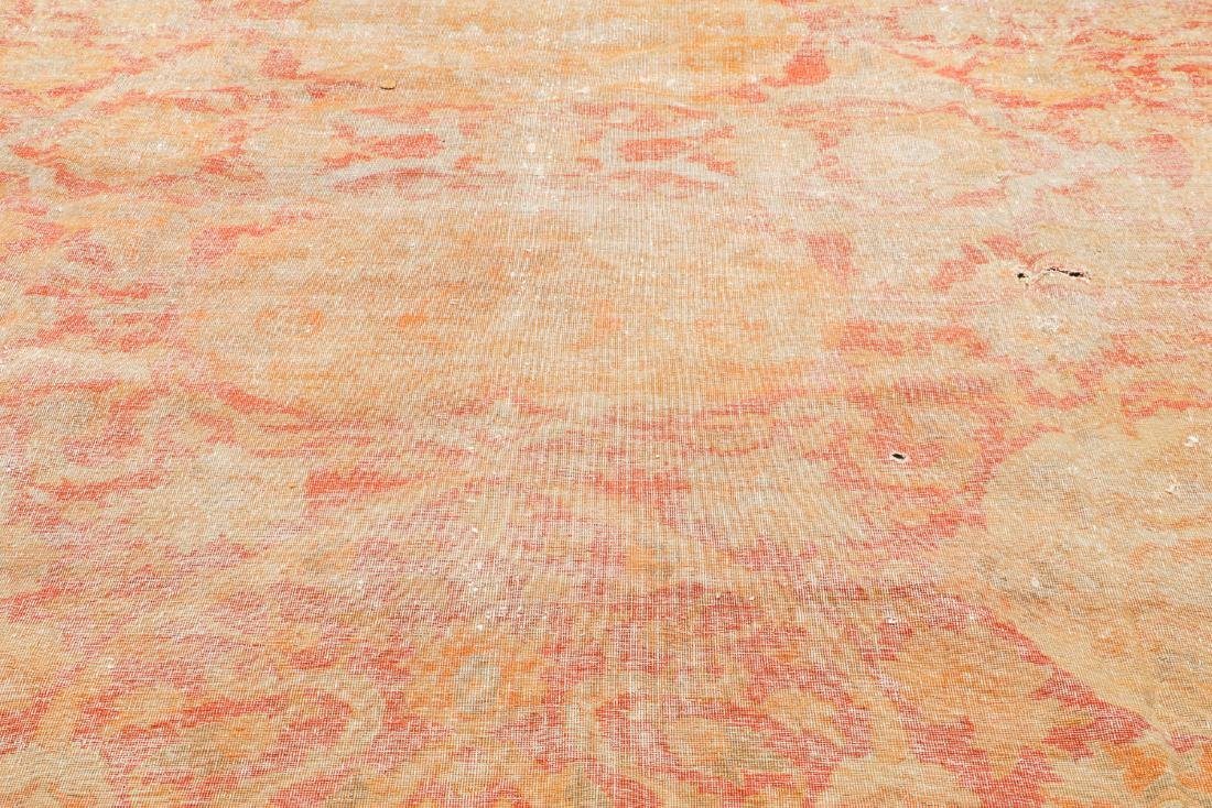 19th C. Amritsar Rug, India: 12'5'' x 14'9'' - 7