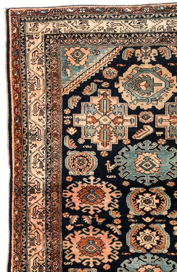 Antique Hamadan Rug, Persia: 5'4'' x 6'3'' - 2