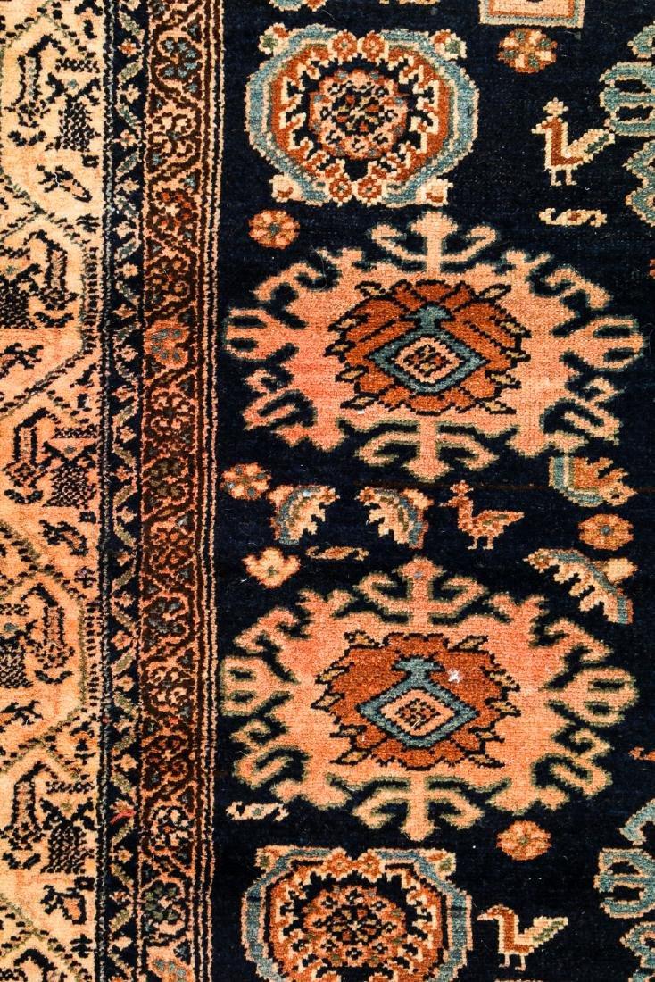 Antique Hamadan Rug, Persia: 5'4'' x 6'3'' - 3