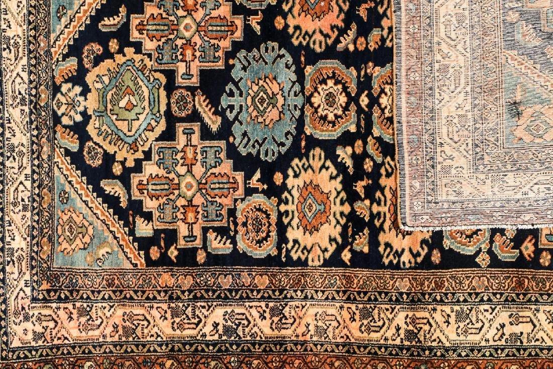 Antique Hamadan Rug, Persia: 5'4'' x 6'3'' - 4