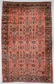 Antique Mansion Size Hamadan Rug, Persia: 12'5'' x 20'