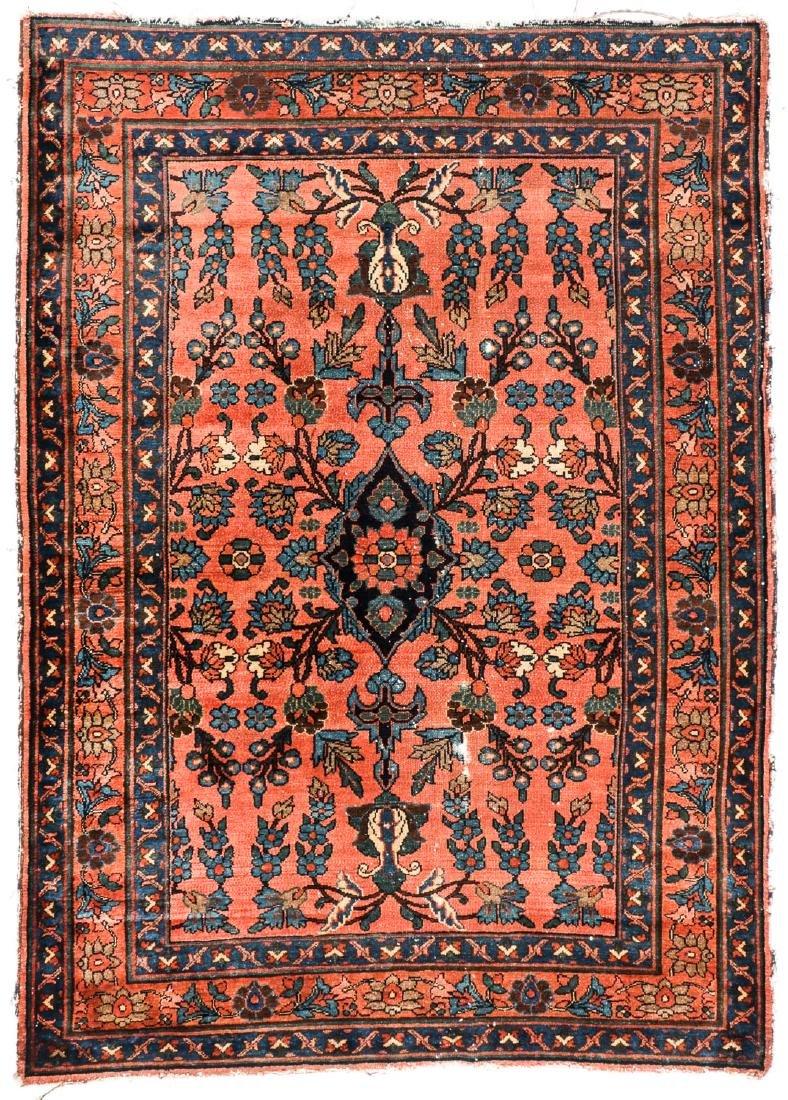 Antique Hamadan Rug, Persia: 4'7'' x 6'5''