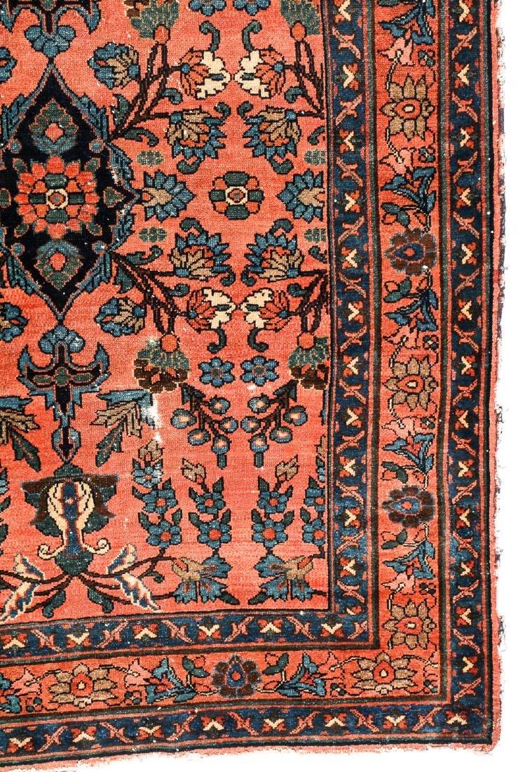 Antique Hamadan Rug, Persia: 4'7'' x 6'5'' - 2