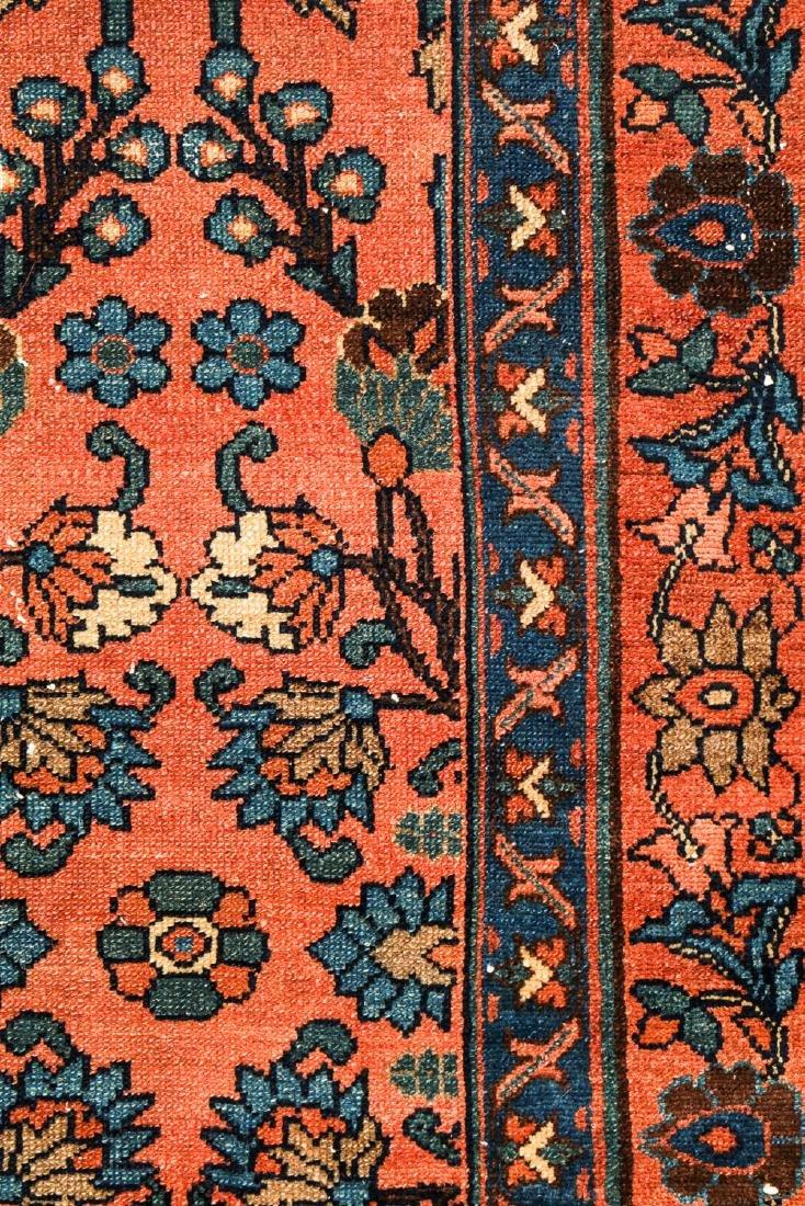 Antique Hamadan Rug, Persia: 4'7'' x 6'5'' - 3