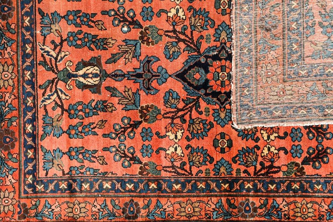Antique Hamadan Rug, Persia: 4'7'' x 6'5'' - 4