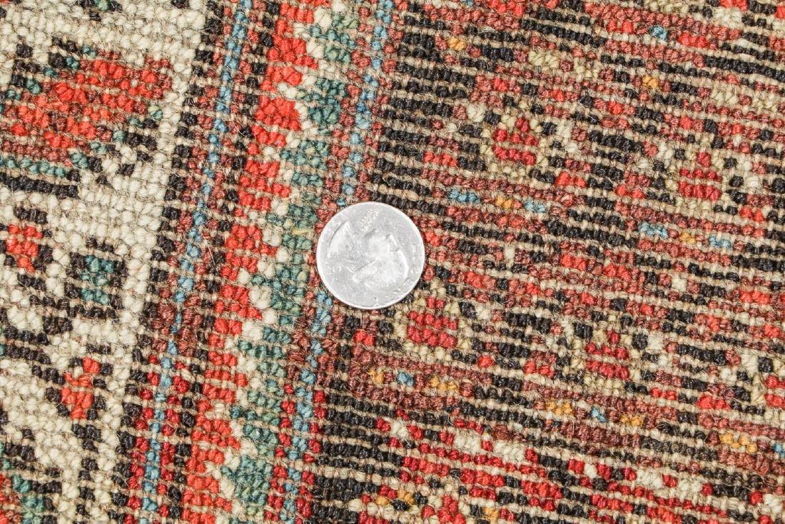 Antique Malayer Rug, Persia: 3'11'' x 17'4'' - 5