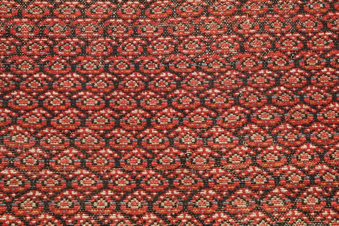 Antique Malayer Rug, Persia: 3'11'' x 17'4'' - 6