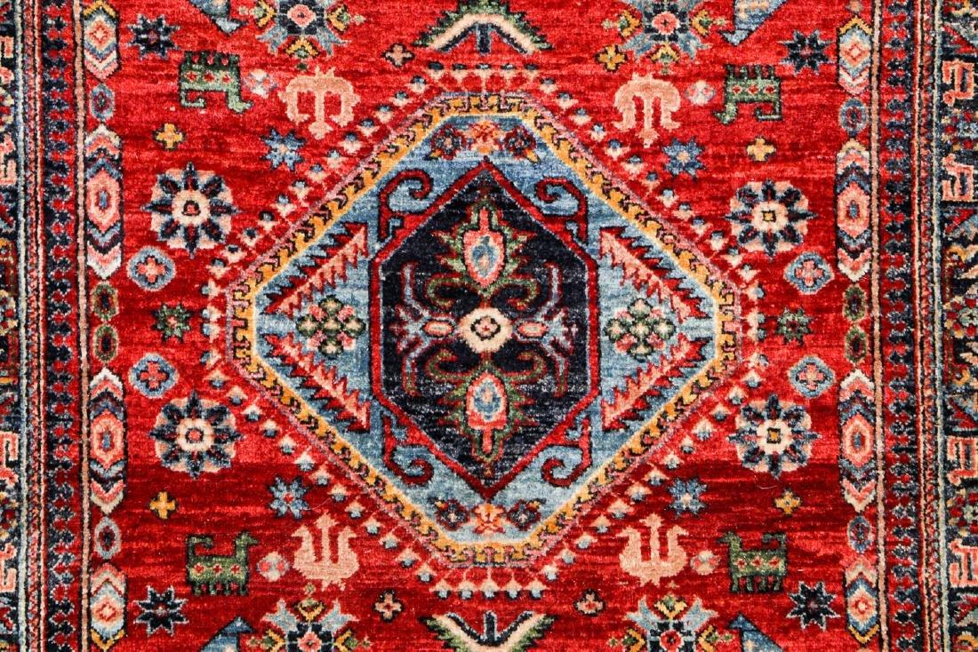 Gashgai Rug, Persia: 2'11'' x 12'6'' - 3