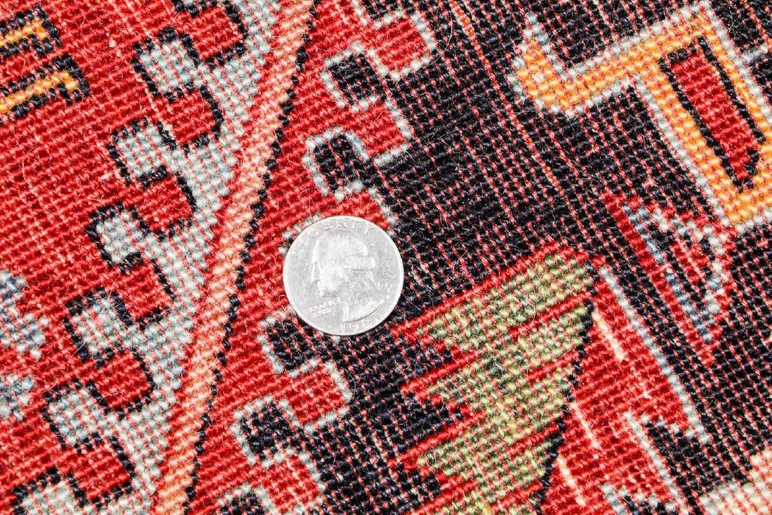 Gashgai Rug, Persia: 2'11'' x 12'6'' - 5