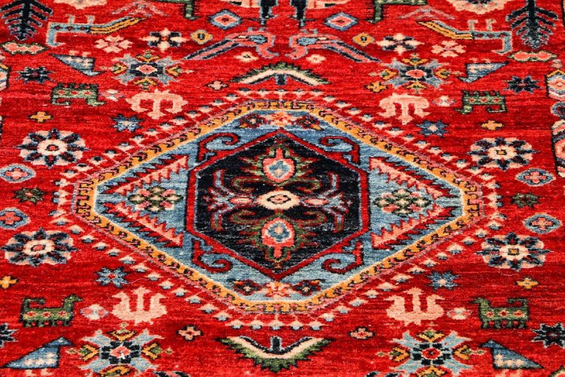 Gashgai Rug, Persia: 2'11'' x 12'6'' - 6