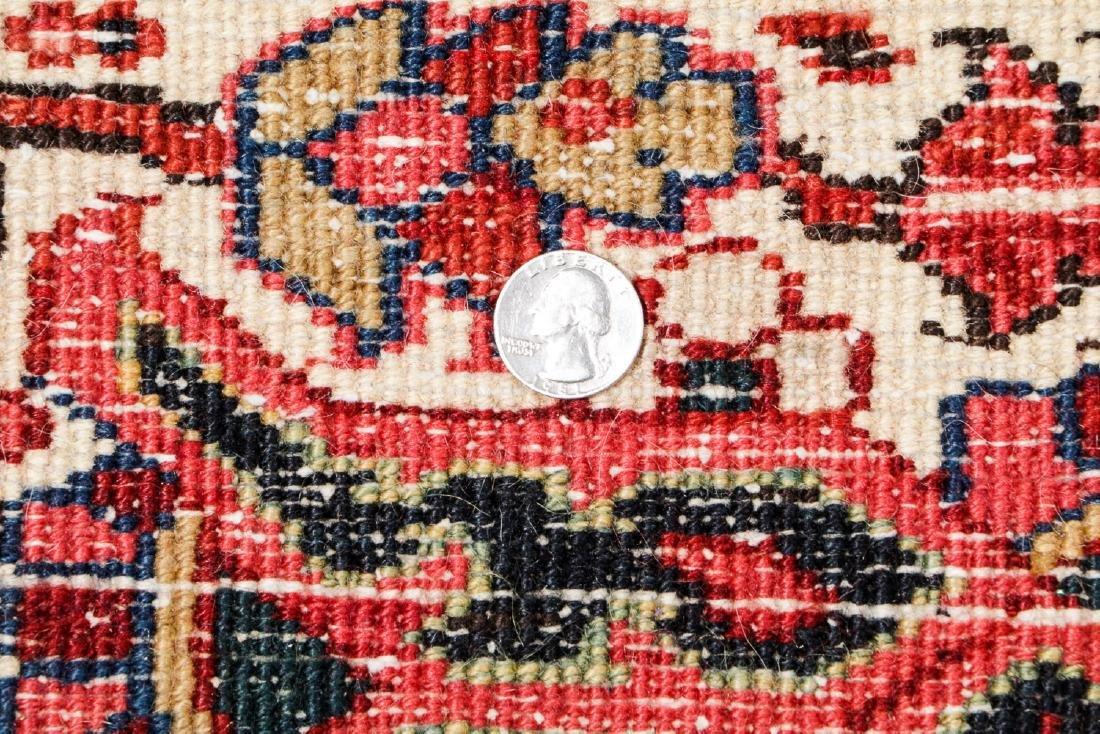 Semi-Antique Heriz Rug, Persia: 8'7'' x 11'11'' - 5