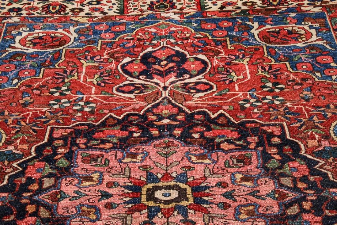 Semi-Antique Baktiari Rug, Persia: 7' x 9'9'' - 6