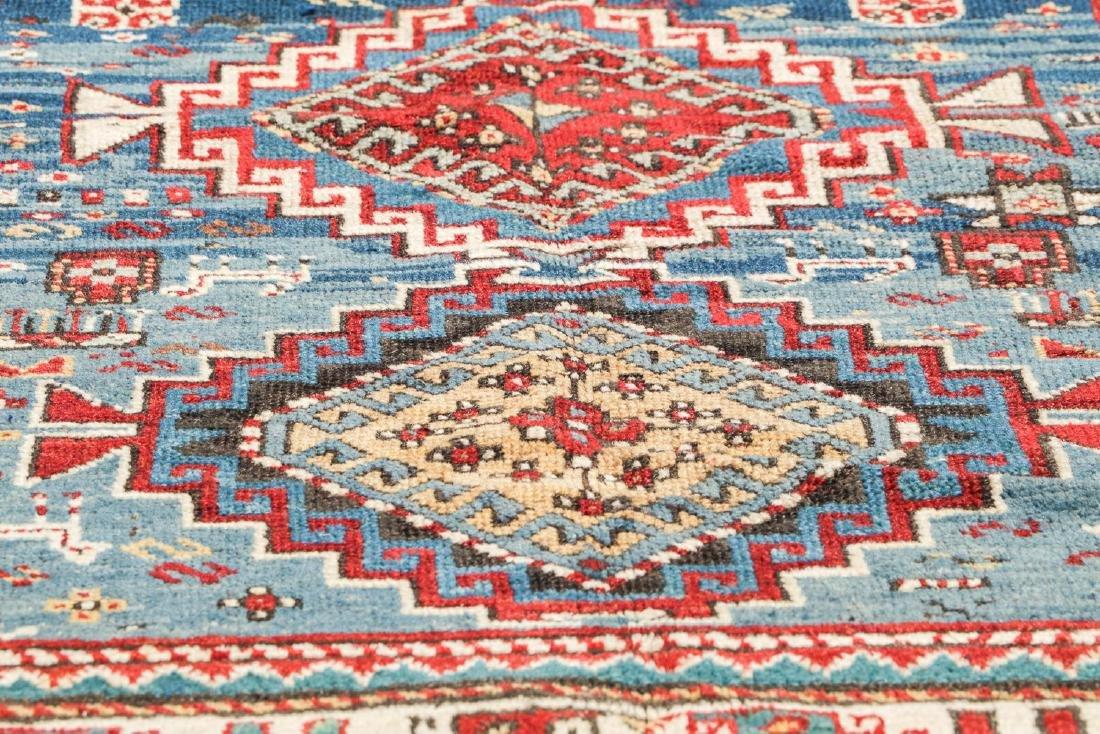 19th C. Kazak Rug, Caucasus: 3'7'' x 6'10'' - 6