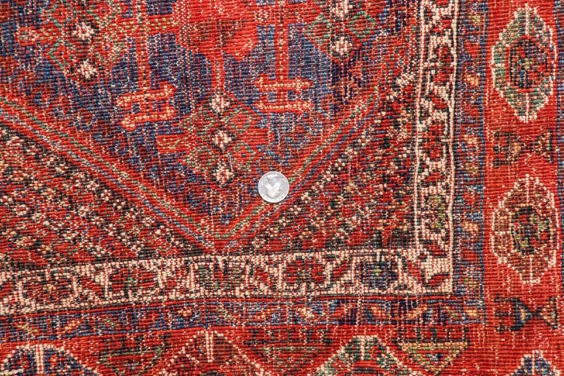 Antique Afshar Rug, Persia: 5'1'' x 5'5'' - 5