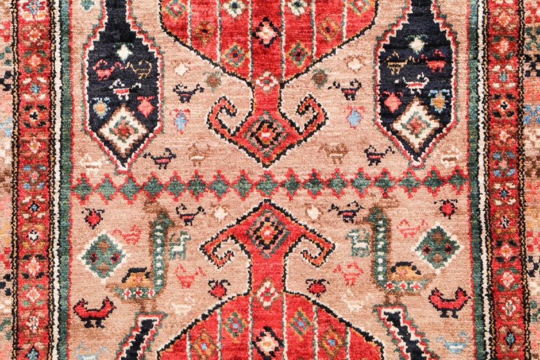 Miri Kashguli Rug, Persia: 2'10'' x 9' - 3