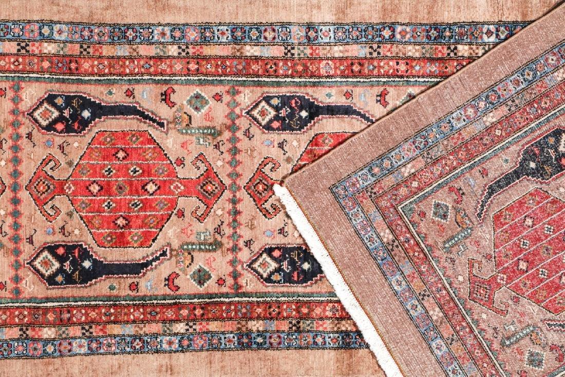 Miri Kashguli Rug, Persia: 2'10'' x 9' - 4