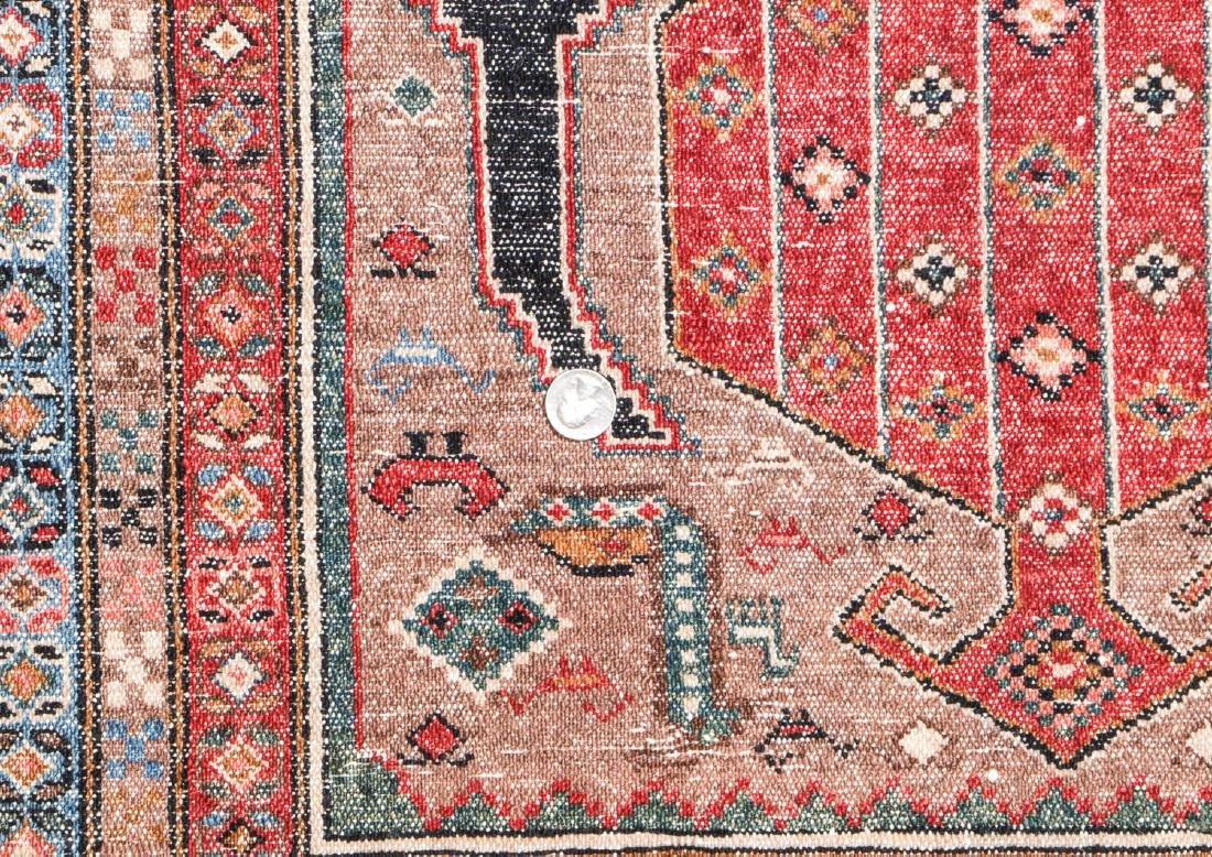 Miri Kashguli Rug, Persia: 2'10'' x 9' - 5