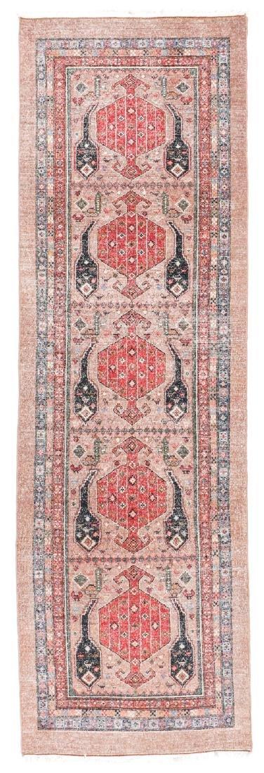 Miri Kashguli Rug, Persia: 2'10'' x 9' - 6