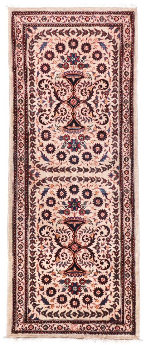 Miri Kashguli Rug, Persia: 2'6'' x 6'3''