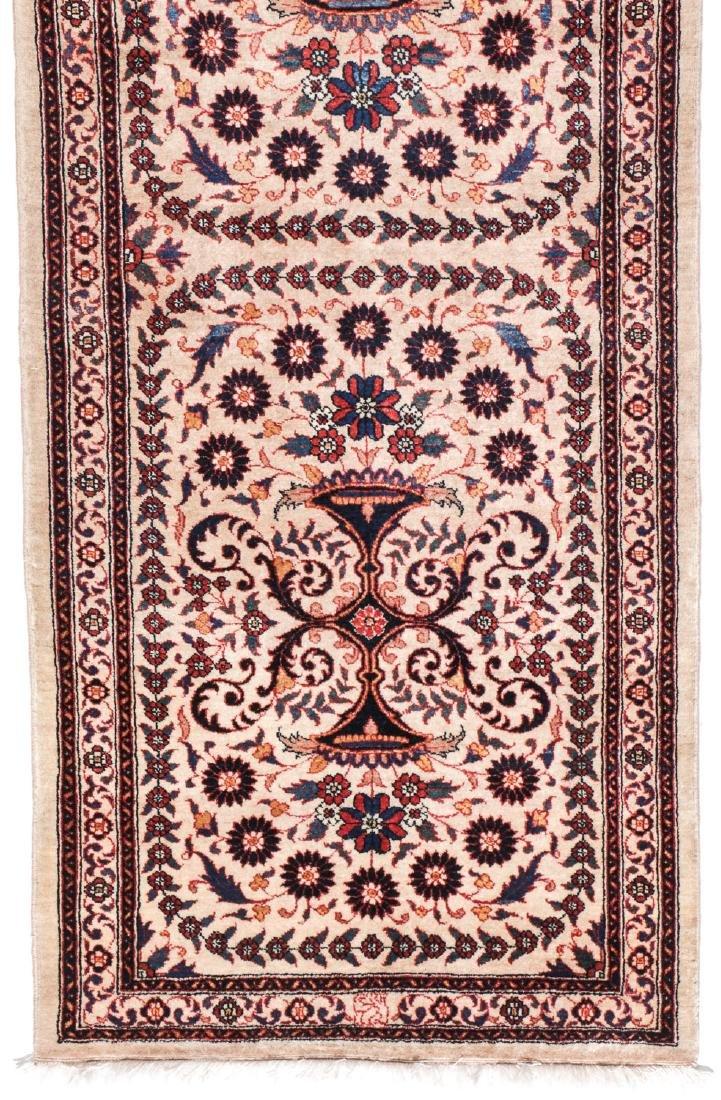 Miri Kashguli Rug, Persia: 2'6'' x 6'3'' - 2