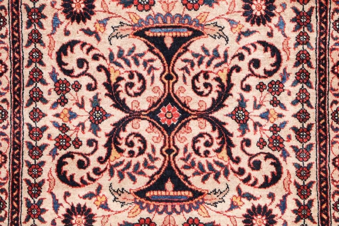 Miri Kashguli Rug, Persia: 2'6'' x 6'3'' - 3