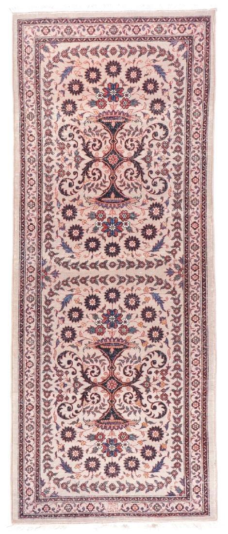 Miri Kashguli Rug, Persia: 2'6'' x 6'3'' - 6