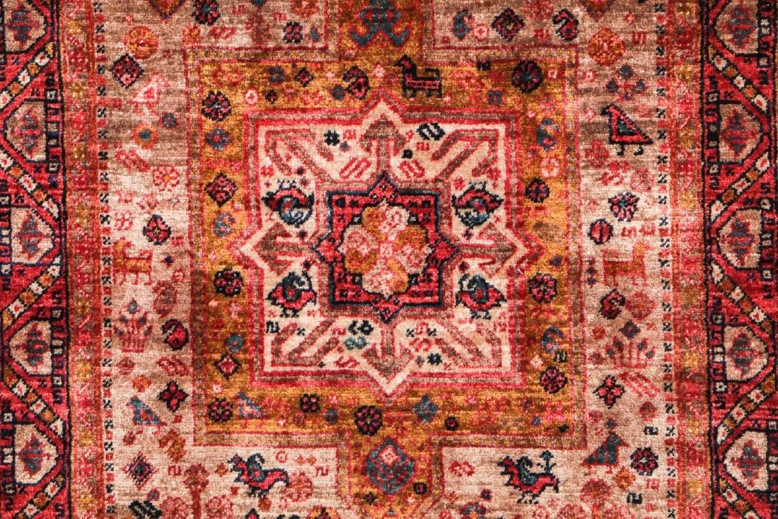 Miri Kashguli Rug, Persia: 2'7'' x 7'4'' - 3