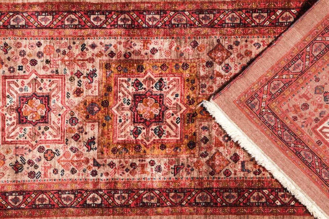 Miri Kashguli Rug, Persia: 2'7'' x 7'4'' - 4